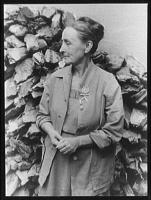 Georgia O'Keefe photograph